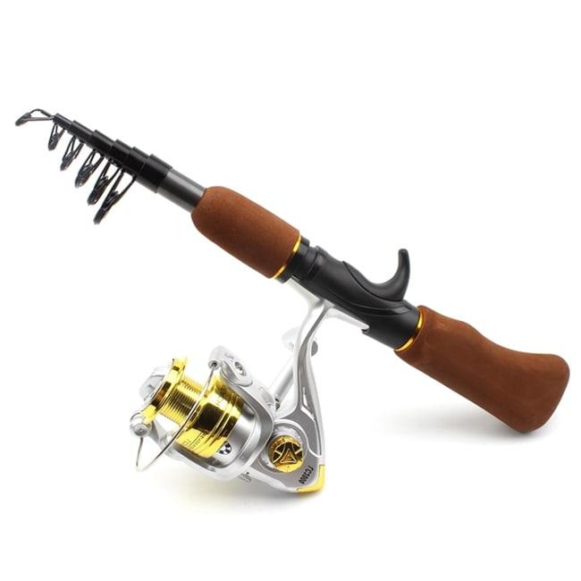 Болонская удочка для летней рыбалки