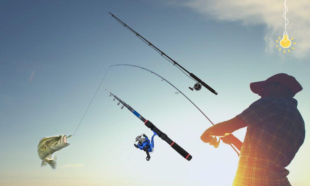 Удочка для рыбалки, советы начинающим