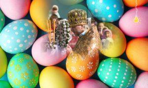 Покрасить яйца на Пасху: безопасные способы