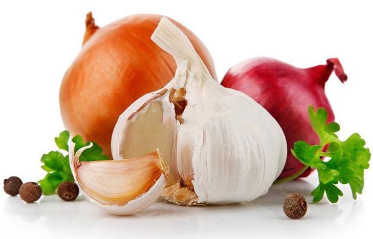 Советы для кухни: лук и чеснок