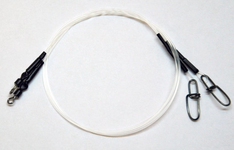 флюорокарбоновый поводок на щуку